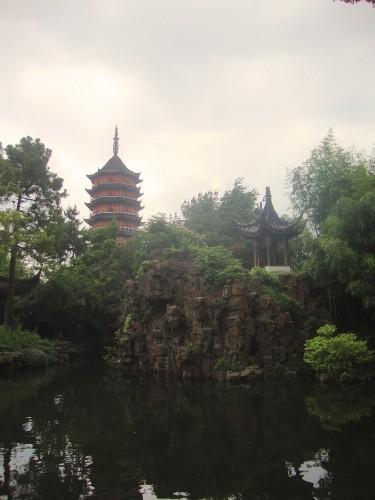 North Temple Pagoda.