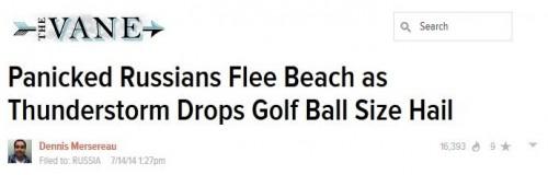 Golf Hail