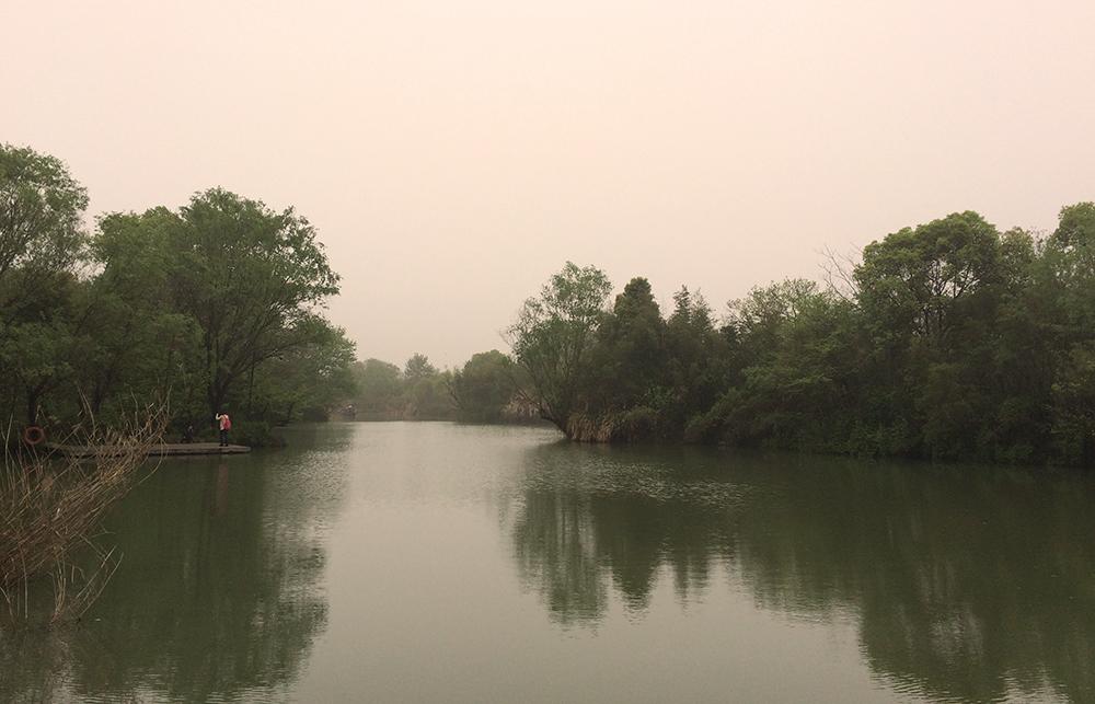 Xixi Wetlands.