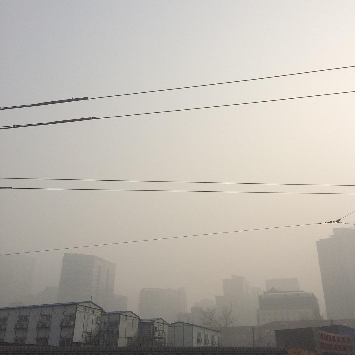 Christmas Smog